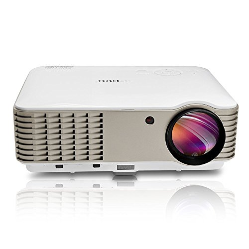 Lcd Projector With Led Light Source