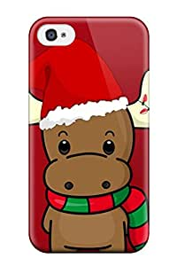 Larry B. Hornback's Shop Hot Perfect Tpu Case For Iphone 4/4s/ Anti-scratch Protector Case (christmass)