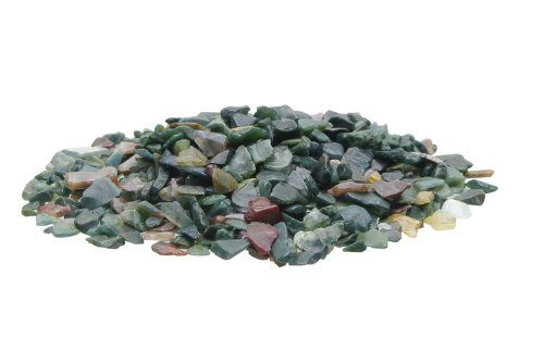 Fluval Polished Blood Fancy Gravel for Aquarium, 4.4-Pound by Fluval