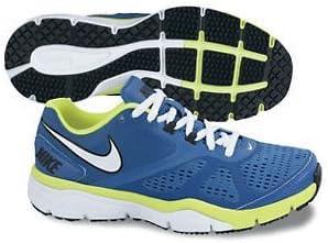 Nike Dual Fusion TR 4 GS 555598 400 Zapatillas Running Niño: Amazon.es: Zapatos y complementos