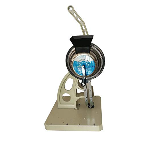 Manual Practical Semi-Automatic Grommet Machine for Binding and Riveting ()