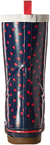 Helly Hansen Womens Midsund 2 Graphic Rain Boot Evening Blue/Magenta/Off White B0eEy