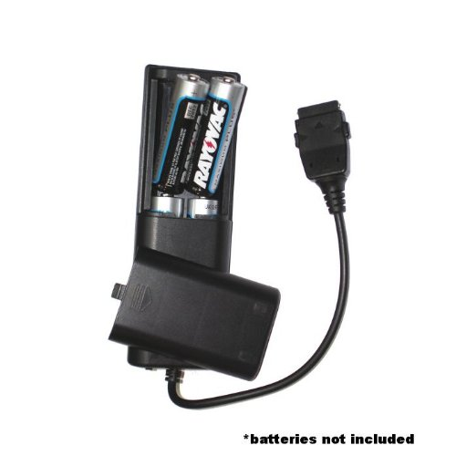 Portable Emergency AA Battery Charger Extender suitable for the DeLorme inReach SE - with Gomadic Brand TipExchange Technology by Gomadic (Image #3)