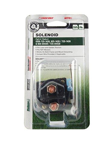 MTD Genuine Parts Solenoid