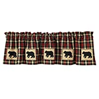 Concord Bear Patch Valance Parent