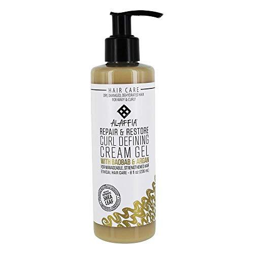 Alaffia - Repair & Restore Curl Defining Cream Gel with Baob