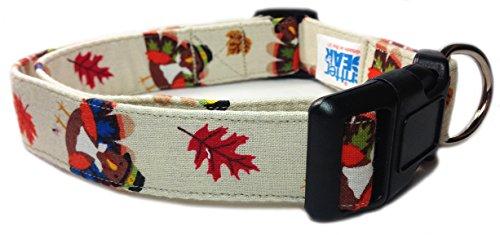 Adjustable Thanksgiving Holiday Turkey Collar LT (Handmade in the U.S.A.)