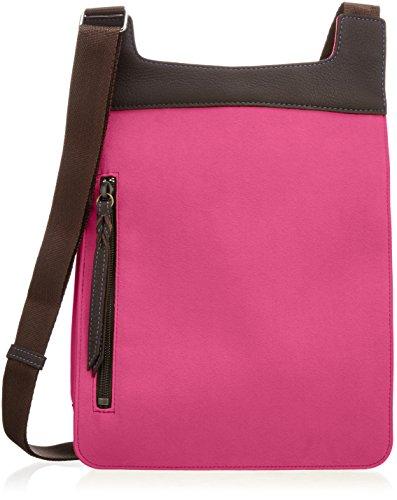 ITOYA Color Chart Ecsaine Shoulder Bag Long For Tablet Pink by ITOYA