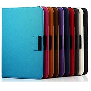 GONGXI 360 Rotatable Leather Jeans Pattern Case with Stand for Samsung Tab 4 10.1 T530(Assorted Colors) , Pink