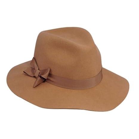 31920183 Hats Hats.Com Women Gwen Wide Brim at Amazon Men's Clothing store: