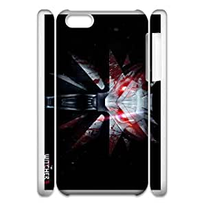 iPhone 6 4.7 Inch Cell Phone Case 3D games The Witcher 3 Wild Hunt Game Logo Custom Made pp7gy_3324361