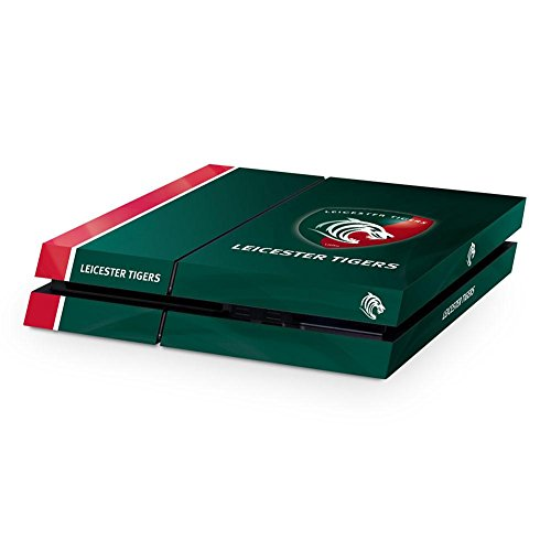 Official Football Team Gift Leicester Tigers PS4 Console Skin ()