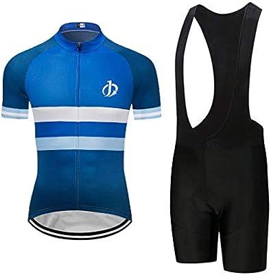 Moxilyn Ropa de Ciclismo para Hombre Traje de Bicicleta Conjunto ...
