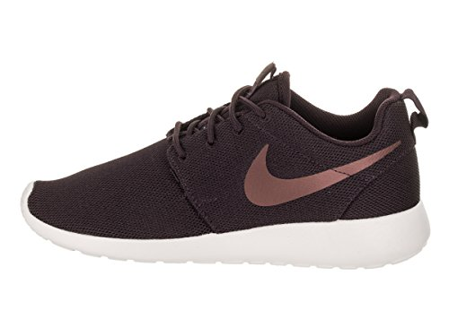 Mtlc Women's NIKE Port One White summit Roshe Wine Mahogany UxdqX