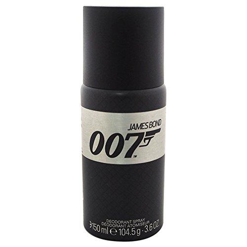 James Bond 007 Deodorant Spray, 150 ml