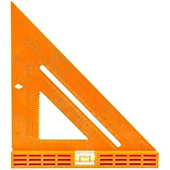 Swanson T0811 Speedlite Level Square Layout Tool (Orange