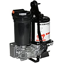 Docas Air Compressor Air Pump with Dryer 92-11 Ford Crown Victoria Lincoln Town Car Mercury Grand Marquis 4.6L V8 135psi 8W1Z5319A