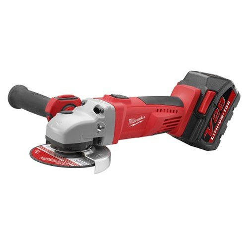Milwaukee 0725-21 28-Volt 4-1/2-Inch Lithium-Ion Cordless Grinder/Cut-Off Tool Kit