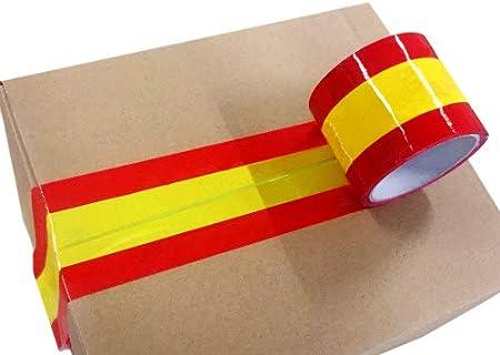 Precinto bandera de España (Bandera de España): Amazon.es: Bricolaje y herramientas