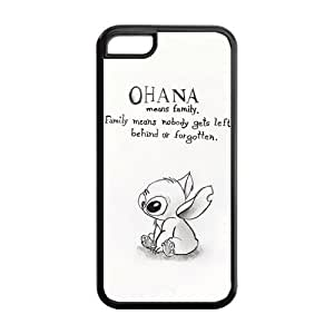 5C Phone Cases, OHANA Hard Cover Case for iPhone 5C