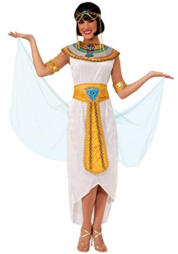 Egyptian Womens Costume (Forum Novelties Women's Egyptian Queen Costume, Multi, One)
