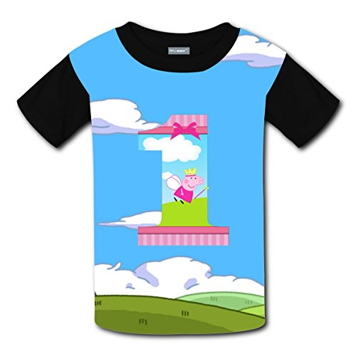 Love Shirts Design With Number One For Boys Girls XS