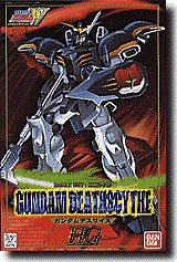 Bandai Hobby #03 1/100 Model W Series Deathscythe High Grade Gundam Action Figure (Gundam Wing 3)