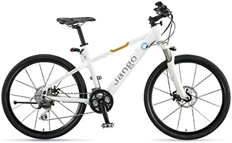 Jango 6 - Bicicleta de montaña Enduro, 48 cm, Color Negro ...