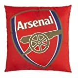 Arsenal FC Football Soccer Printed Crest Cushion