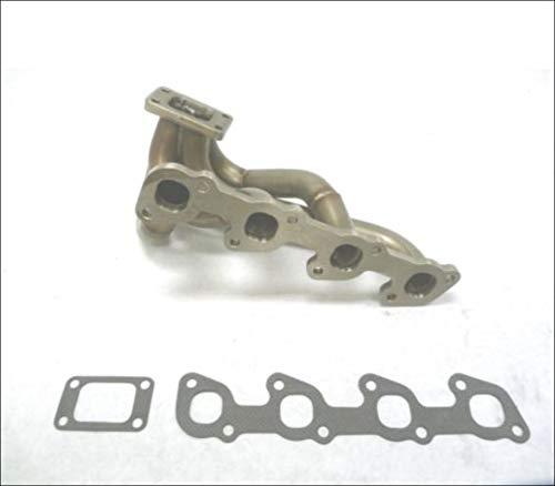 (OBX Performance Exhaust Header 74-93 Volvo 200 240 740 940 2.0L 2.3L 2.4L B20 T3 Turbo Manifold)