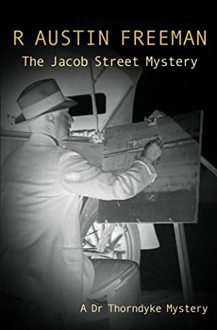 book cover of The Jacob Street Mystery