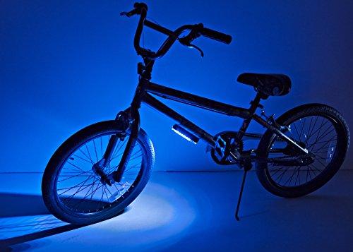 blue bike light - 8