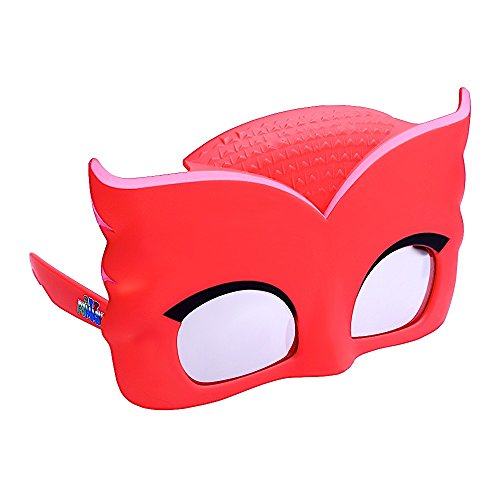 PJ Masks Owlette Instant Costume - Mask Sunglasses