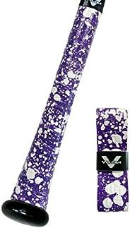 Vulcan Bat Grip, Vulcan 1.75mm Bat Grip, Purple Splatter