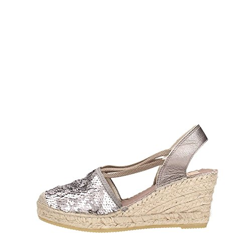 Sandalo Topo Tessuto Vidorreta 18400 Donna BqWT4wYW1F