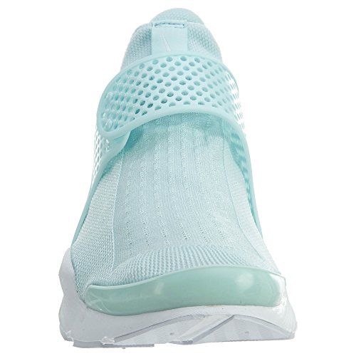 Women NIKE Sock Running Dart Glacier US 7 Shoe White Blue Women's rcqw5ZSYzq