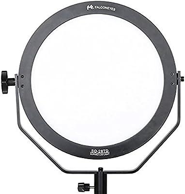 Falcon Eyes Bi-Color Video Led Lamp SO-28TD 230V: Amazon co