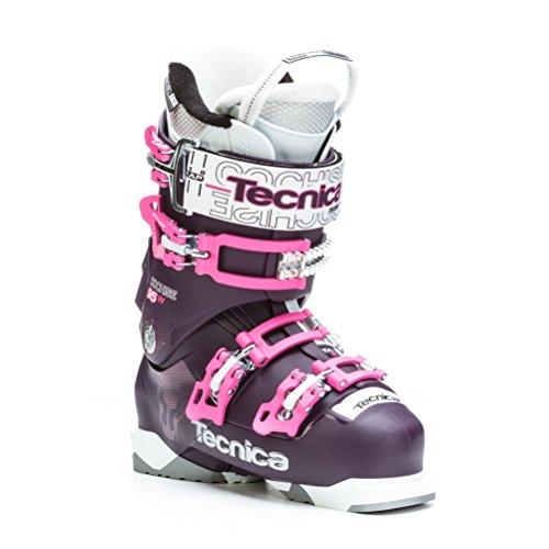 - Tecnica Cochise 95 W Womens Ski Boots - 26.0/Violet