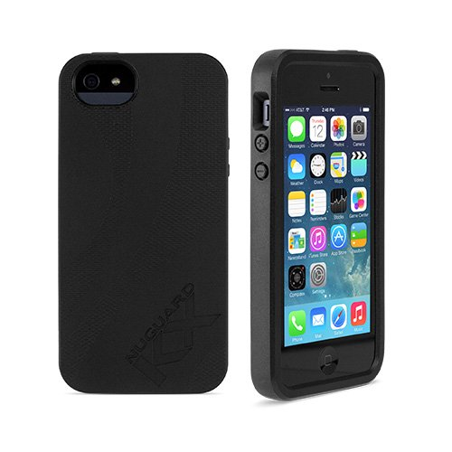 Newer Technology NuGuard KX Protective Case for iPhone 5/5S - -