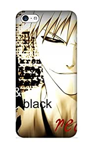 Awesome Phzmve-6916-hnykiwj Justingooden Defender Tpu Hard Case Cover For Iphone 5c- Anime Bleach