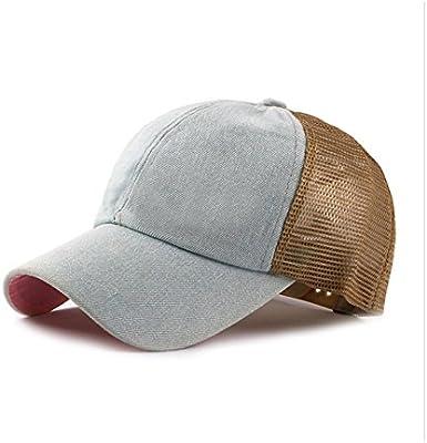 Wicemoon - Gorra de béisbol Unisex Estampada con Parte Superior ...