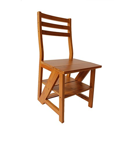Amazon.com: DQMSB - Silla multifunción para escalera, silla ...