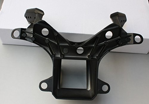 HTTMT MT311-015- Black Upper Stay Cowl Bracket Fairing Bracket Compatible with 2008-2014 Yamaha YZF-R6 ()