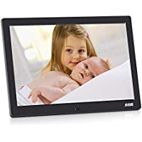10.1 inch Full Function Digital Photo Frame With MP3 MP4 Movie Player And Remote 1280X800 IPS Pixel HD Video (720p) VESA 100x100MM Advertising Player