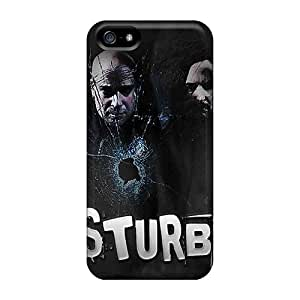 Best Hard Phone Cases For Iphone 5/5s With Customized High-definition Disturbed Image CharlesPoirier