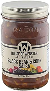 product image for House of Webster Black Bean and Corn Salsa