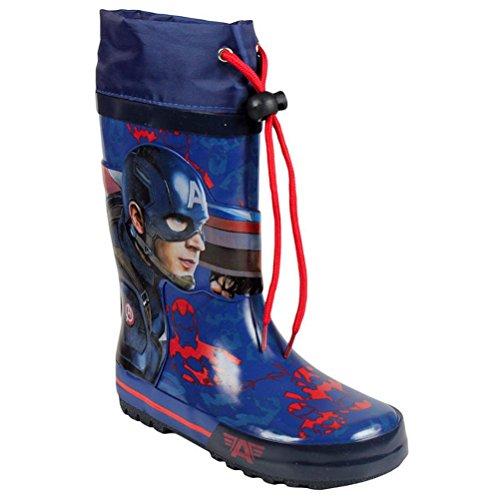 Bottes de pluie enfant Avengers Taille 27 à 32