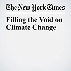 Filling the Void on Climate Change