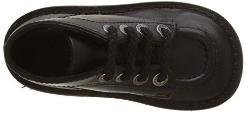 amp; Enfant Col 8 Bottes Noir Perm Kickers noir Classiques Bottines Mixte PxYwqw
