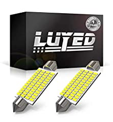 Product Specifications: Base Type: 578 Operating Voltage: 9-30 VDC LED Type: 3014 LED Quantity: 48 LEDS Total Power Consumption: 3.8 Watts Luminous Flux: 570LM Type: Replacement Bulb Beam Angle: 180 degree Replaces Stock Bulb: 211-2 212-2 214...